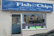 Fish & Chips Restaut for sale